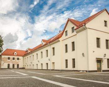 Lietuvos Respublikos Vyriausybė perduoda EHU buvusio Augustinų vienuolyno patalpas
