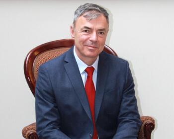 Buvęs Bulgarijos švietimo ministras prof. Sergei Ignatov paskirtas EHU Rektoriumi